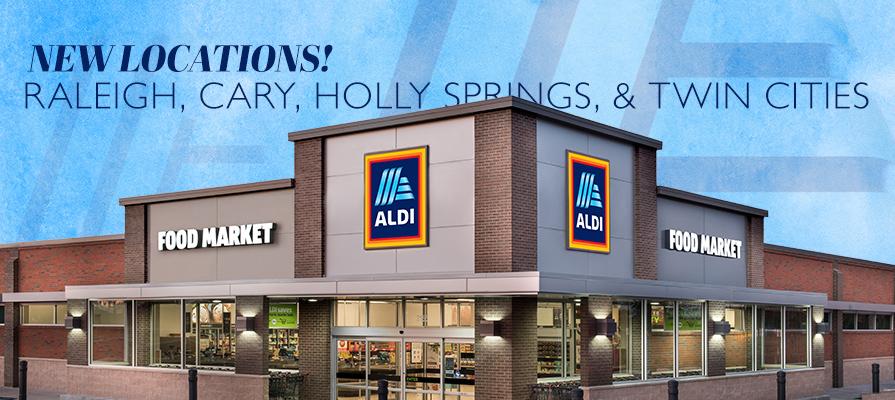 Aldi to Open Multiple New Locations in Minnesota, Alabama, and North Carolina