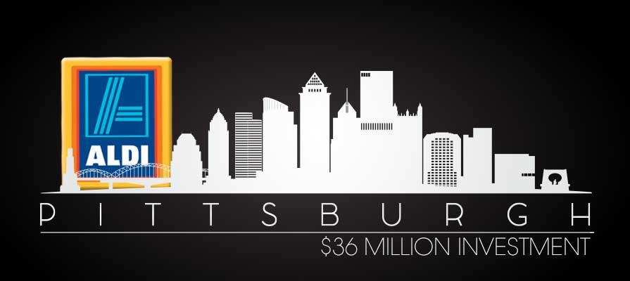 Aldi Investing Nearly $40 Million in Pennsylvania