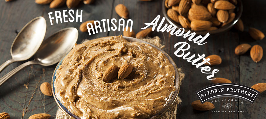 Alldrin Brothers Almonds' Vince Vasquez Talks Success in Almond Butter