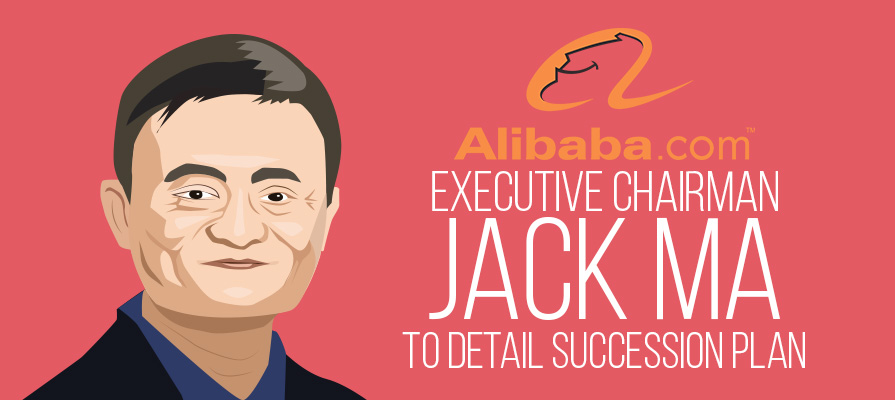 Alibaba's Founder, Jack Ma, Exits Executive Chairman Post; Company Announces Daniel Zhang will Succeed Ma as Executive Chairman of the Board
