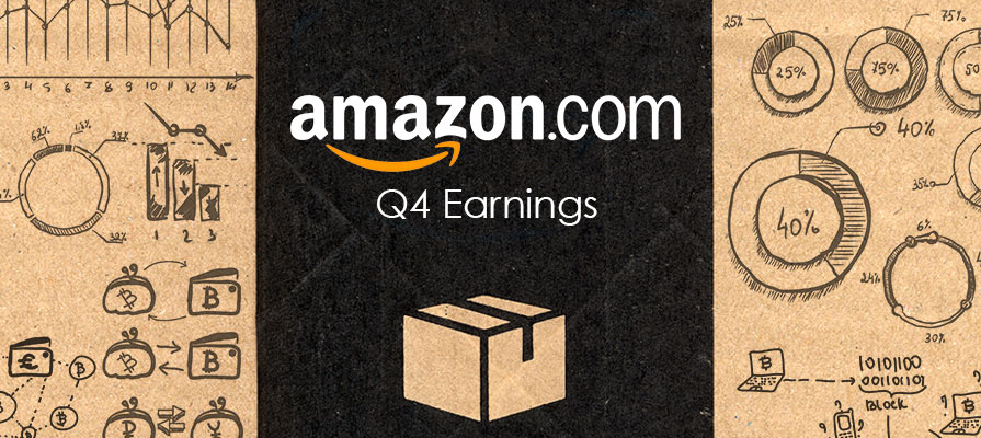 Amazon Touts Successful Q4 to Close Out Fiscal 2017