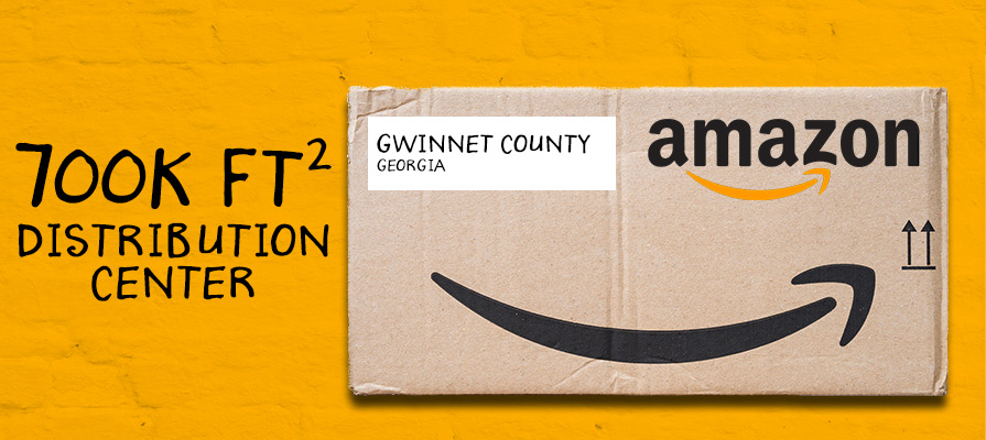 Amazon 700K-Square-Foot Distribution Center Coming to Georgia