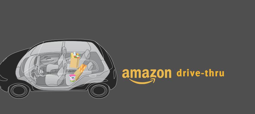 Amazon Planning Third Drive Thru Grocery Location in Seattle, Washington