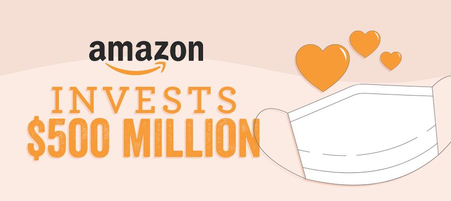 Amazon Invests $500M In June Employee Bonuses
