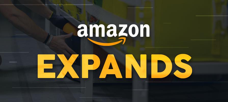 Amazon Announces Two New Fulfillment Centers in Kansas