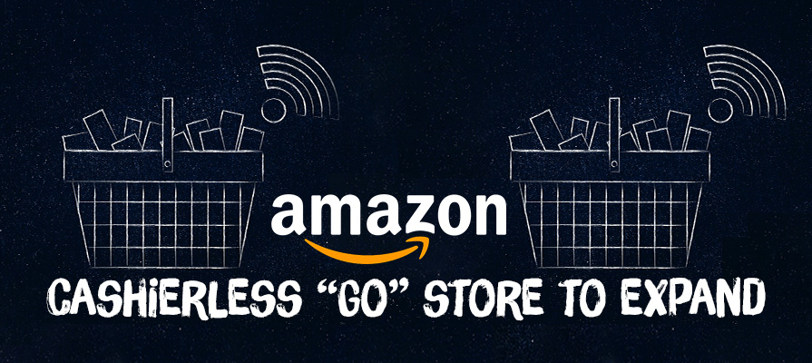 Amazon Expands Cashierless Go Format to New York