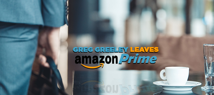 Amazon Prime Worldwide Head Greg Greeley Leaves Amazon