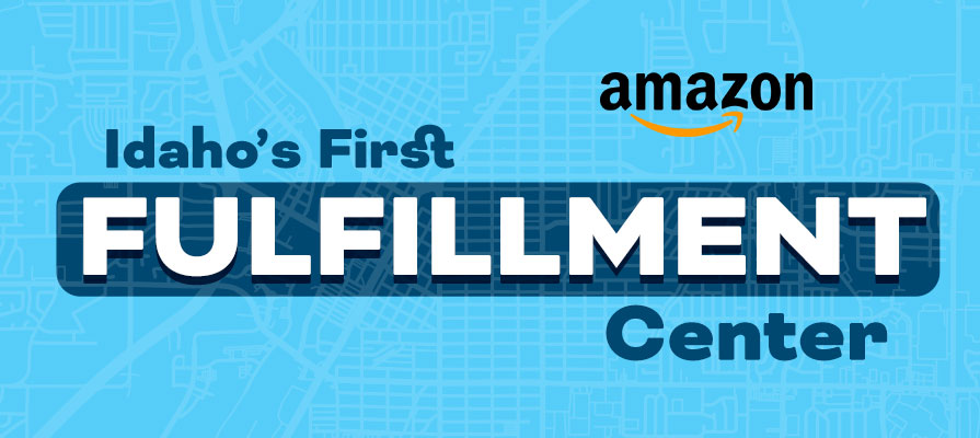 Amazon Announces New Fulfillment Centers In Illinois and Idaho
