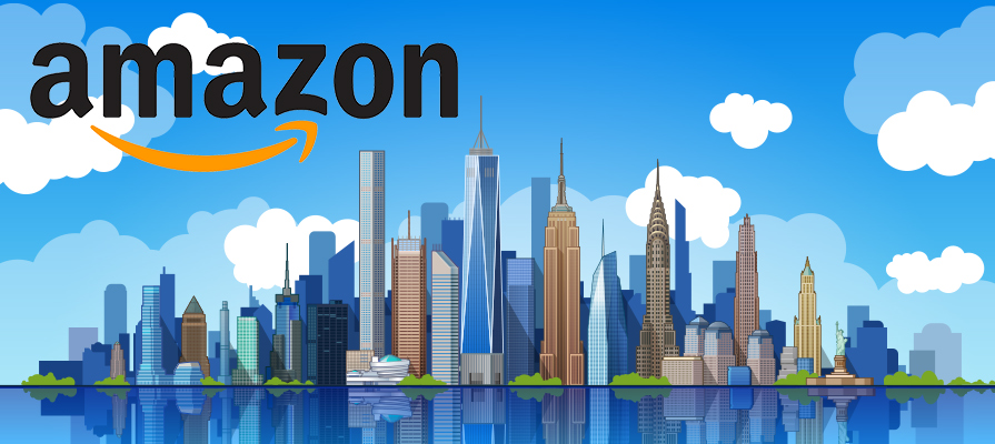 Amazon Selects New York City and Arlington, Virginia for New Headquarters