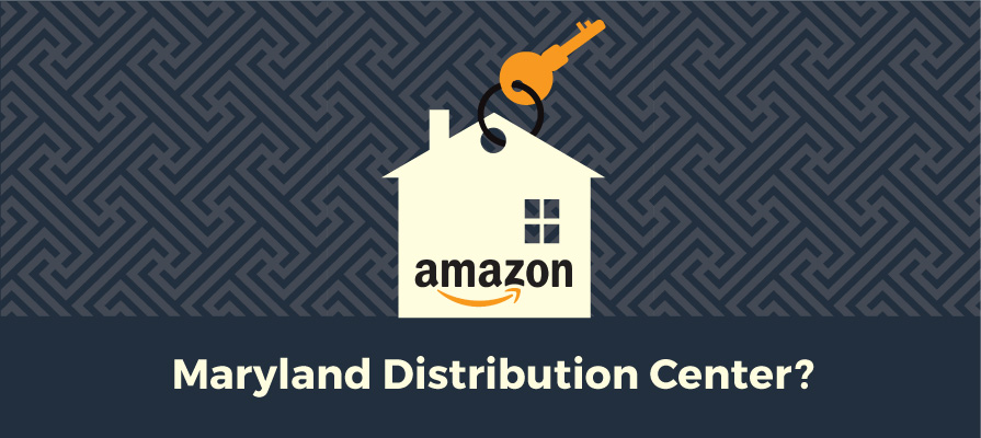 Amazon Announced as New Resident for Prospective Maryland Distribution Center
