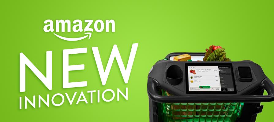 Amazon Rolls Out New Cashierless Tech Dash Carts