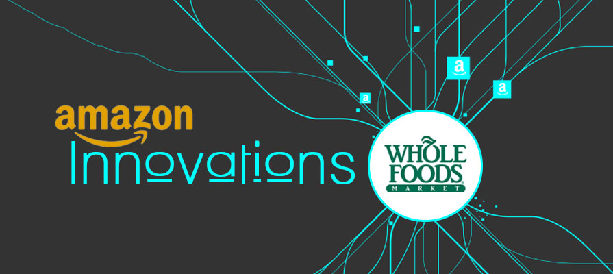 Amazon to Implement Tech Innovations and Automation at Whole Foods