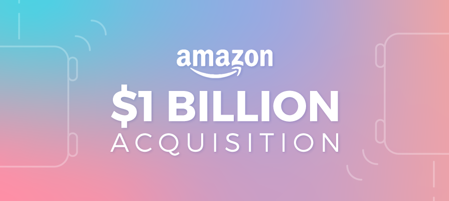 Amazon Acquires Zoox for $1B Dollars