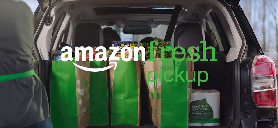 AmazonFresh Launches AmazonFresh Pickup