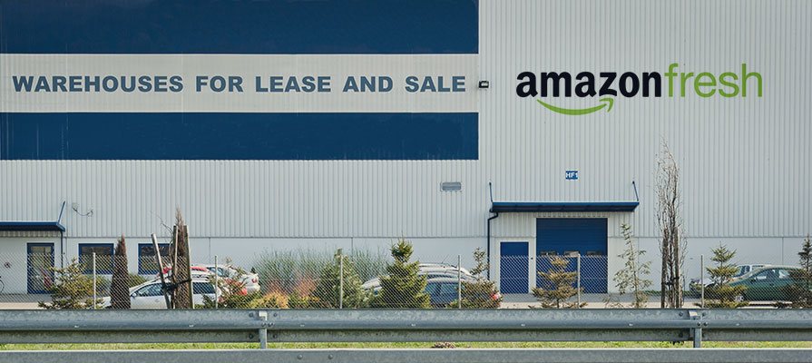 AmazonFresh to Open New Grocery Logistics Operation