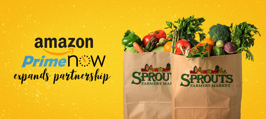 Sprouts Farmers Market Announces Expanded Partnership With Amazon