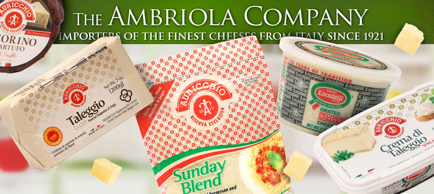 Ambriola Cheese: Sophisticated Tastes and Packaging Aesthetics