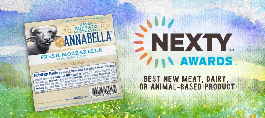 Annabella Wins a 2019 NEXTY Award