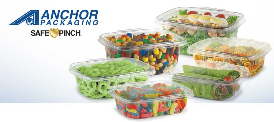 Anchor Packaging Inc Announces Innovative SAFE PINCH™ Design
