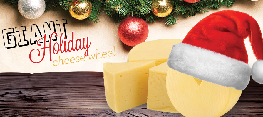5,600-Pound Cheddar Wheel on Track to Sell Out