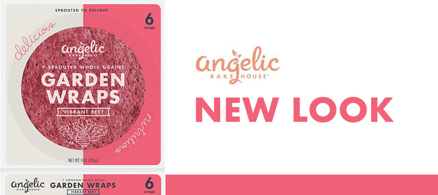 Angelic Bakehouse Unveils New Packaging