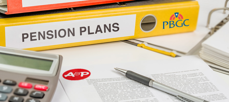 U.S. Pension Benefit Guaranty Corp to Take Over A&P's Pension Plans