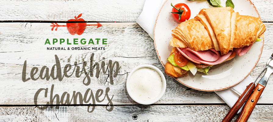 Applegate Farms Announces Leadership Changes Including New President John Ghingo