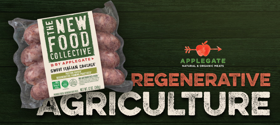 Applegate Farms Announces THE NEW FOOD COLLECTIVE™