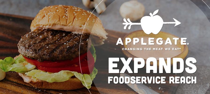 Applegate® Expands Foodservice Reach