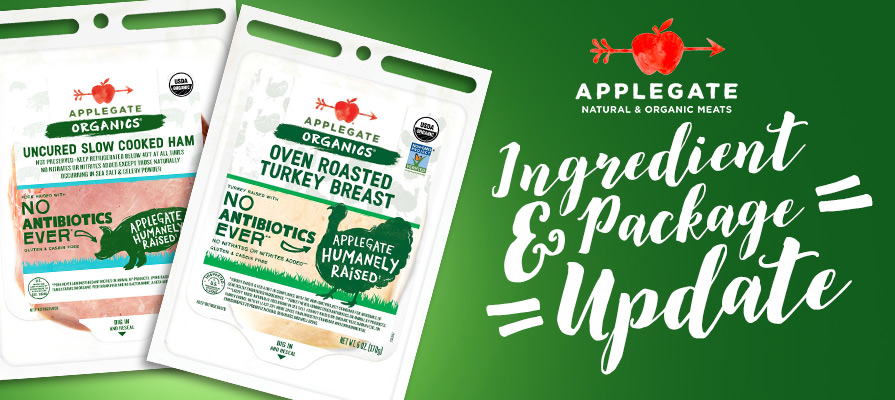 Applegate® Updates Its Deli Line, Upgrades Ingredient and Packaging