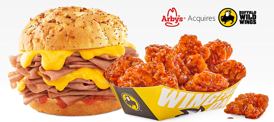 Arby's Restaurant Group Inc. Acquires Buffalo Wild Wings