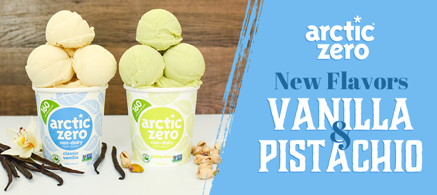 ARCTIC ZERO® Expands Non-Dairy Frozen Dessert Line With Two New Flavors