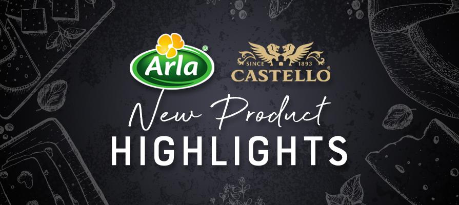 Arla Foods Showcases CASTELLO® Brand Havarti Cheese Evolution