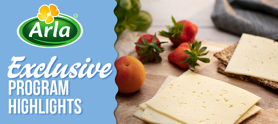 Arla Foods Elevates Its Private Label Program