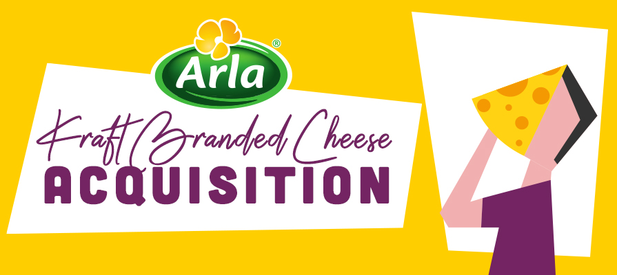 Arla Acquires Kraft-Brand Cheese Products in the Middle East and Africa