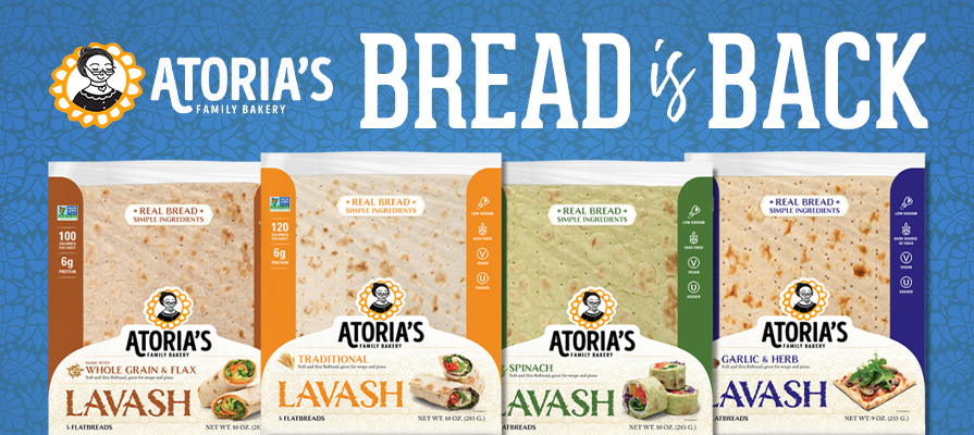 Atoria's Family Bakery Bolsters Bread Trend With Healthy Label