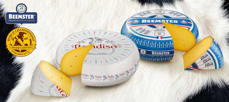 Beemster Takes Two Home from the World Cheese Championship
