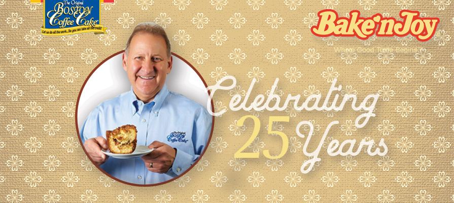 Bake'n Joy Foods' Mark Forman Discusses 25 Years of Boston Coffee Cake Success