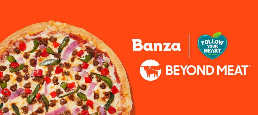 Banza Partners With Beyond Meat® and Follow Your Heart® to Launch New Pizzas; Brian Rudolph, Rebecca Infusino, and Bob Goldberg Discuss