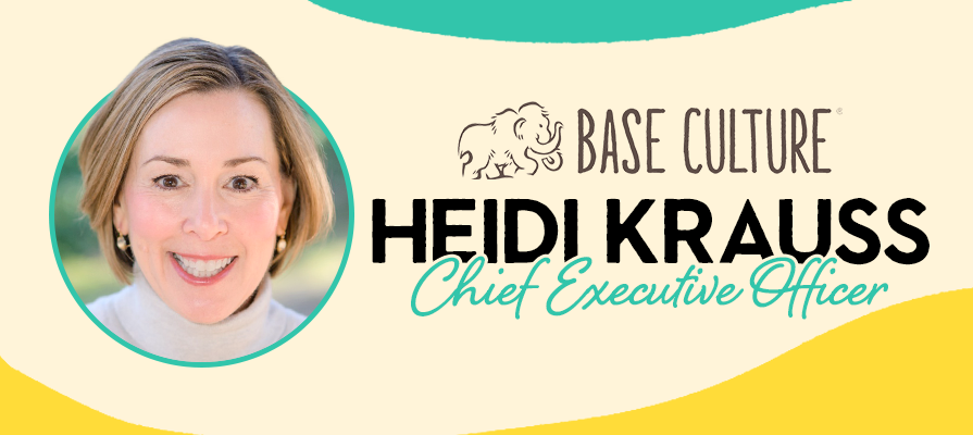 Base Culture Names Heidi Krauss as CEO to Scale Brand