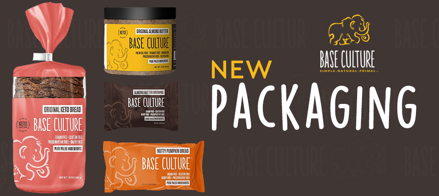 Base Culture to Unveil New Packaging