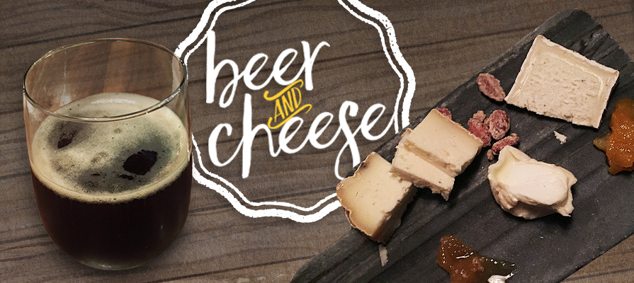 Beer & Cheese Pairings: Featuring Bellwether Farms, Vermont Creamery, and Cypress Grove with Highway 1's Curious George