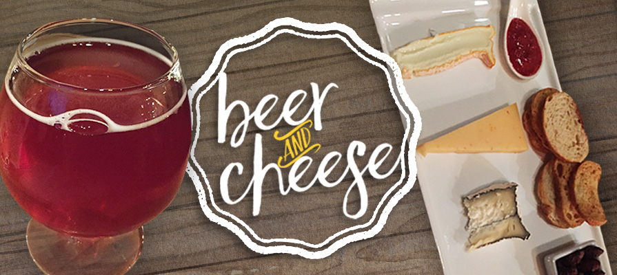Beer & Cheese Pairings: Yolo Brewing's Valentale Ale, Featuring Murray's Cheese, Tony's Fine Foods, and Cypress Grove