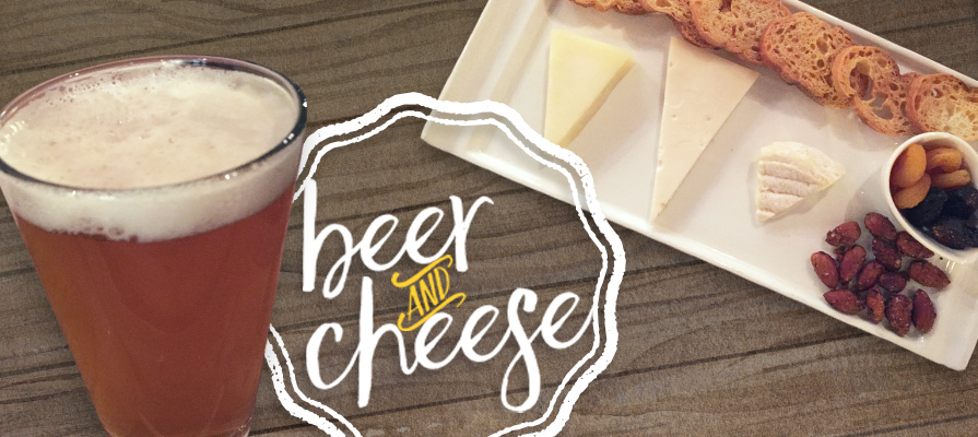 Beer & Cheese Pairings: Featuring Tony's Fine Foods & Central Coast Creamery with Left Coast Trestles IPA
