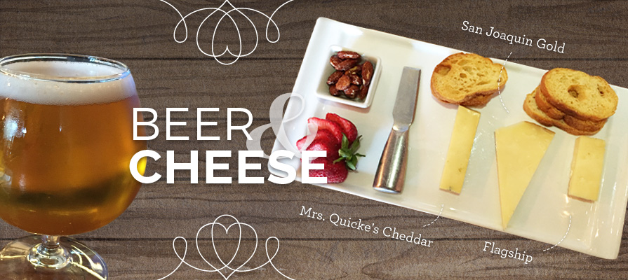 Beer & Cheese Pairings: Brouwerij Huyghe's Delirium Tremens