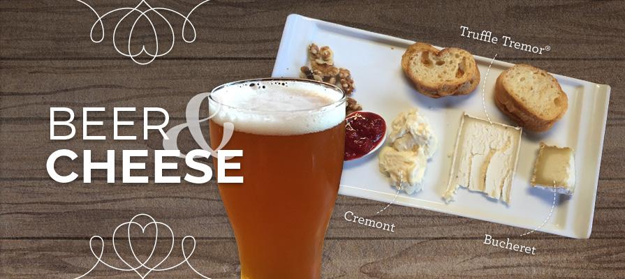 Beer & Cheese Pairings: Ale Industries' East Bay IPA