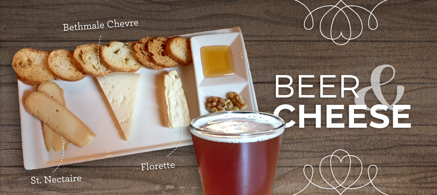 Beer & Cheese Pairings: Elk Grove Café's Double Rainbow IPA