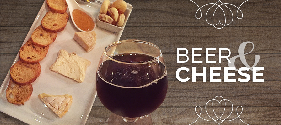 Beer & Cheese Pairing: French Imported Cheeses