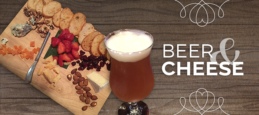 Beer & Cheese Pairings: New Belgium's Trippel