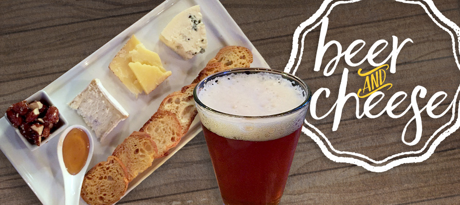 Beer and Cheese Pairings: Blue Note Brewing's IPA